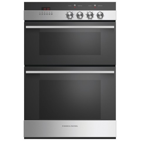 Fisher & Paykel 60cm Built-in Double Oven OB60B77CEX3