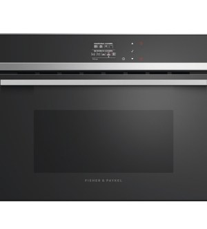 Fisher & Paykel Combi Microwave Oven OM60NDB1