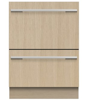 Fisher & Paykel Integrated Double DishDrawer DD60DHI9
