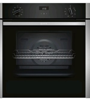 Neff Built-in Slide&Hide Single Oven B3ACE4HN0B