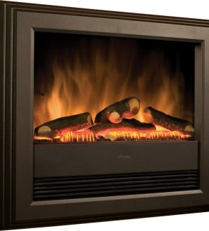 Dimplex Bach 2KW Wall Mounted Fire BCH20