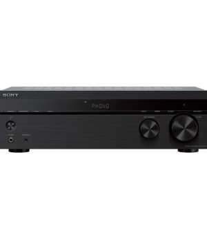Sony Stereo Receiver Phono Input and Bluetooth STRDH190