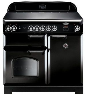 Rangemaster Classic Electric Range Cooker with Induction Hob 90cm