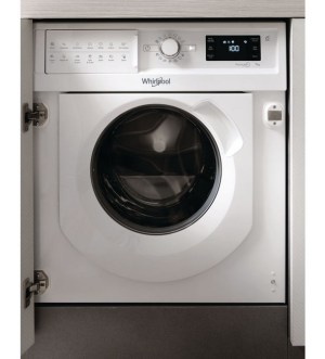 Whirlpool Integrated Washer Dryer 9/6kg 1400 Spin with  FreshCare+ | BI WDWG 961484