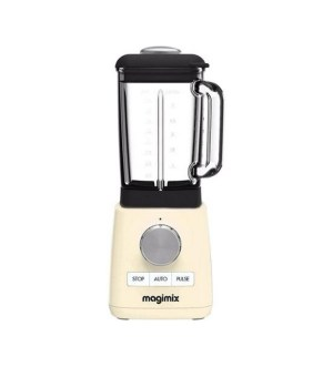 Magimix 1300W Power Blender in Cream | 11627