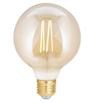 WiZ Tunable Filament G95 Screw E27 Amber | WZ21089571-A