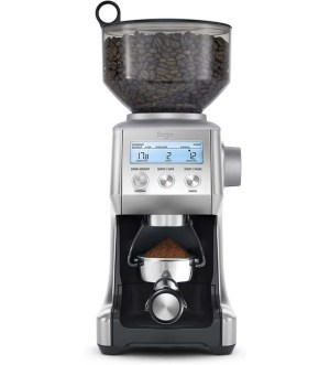 Sage The Smart Pro Coffee Grinder | BCG820BSSUK