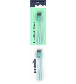 Playbrush Smart One Toothbrush Replacement Heads