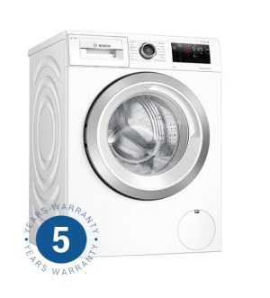 Bosch Serie | 6 Washing Machine, 9 kg 1400 rpm WAU28PH9GB