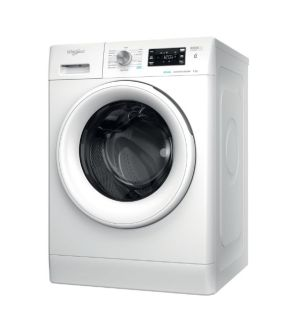 Whirlpool 6th Sense Freshcare 9kg 1400 Spin Washing Machine | FFB 9448 WV UK