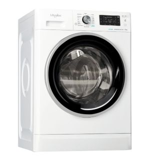 Whirlpool 6th Sense Freshcare 8kg 1400 Spin Washing Machine | FFD 8448 BSV UK