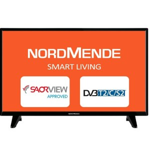 Nordmende 32″ DLED Television with Satellite Tuner AR32DLEDHD