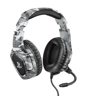 Trust GXT 488 Forze PS4 Gaming Headset Grey T23531