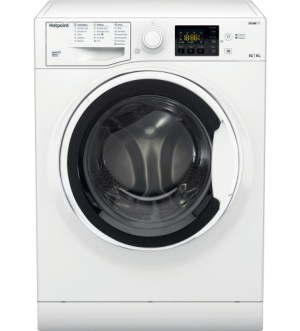Hotpoint Washer Dryer | 8KG & 6KG | 1400 Spin | RDG 8643 WW UK N