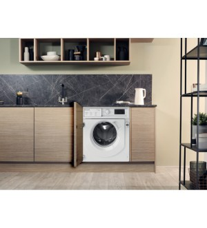 Hotpoint Integrated Washer Dryer 7KG/5KG 1400Spin | BI WDHG 75148 UK N