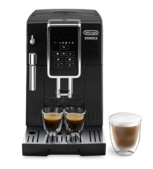 DeLonghi Dinamica Bean to Cup Coffee Machine | ECAM350.15.B
