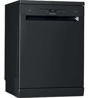 Hotpoint Dishwasher Black | HFC 3C26 WC B UK