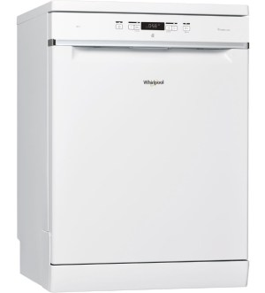 Whirlpool 6th Sense Dishwasher White | WFC 3C24P UK