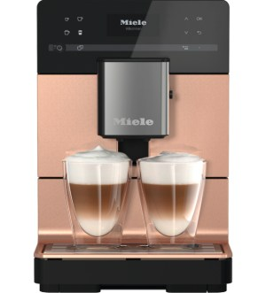 Miele Silence Bean-to-Cup Coffee Machine in Rose Gold   CM 5510