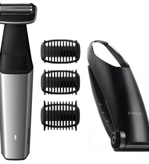 Philips Series 5000 Showerproof Body Groomer with Back Attachment and Skin Comfort System | BG5020/13