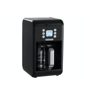 Morphy Richards Verve Pour Over Filter Coffee Machine in Black| 163005