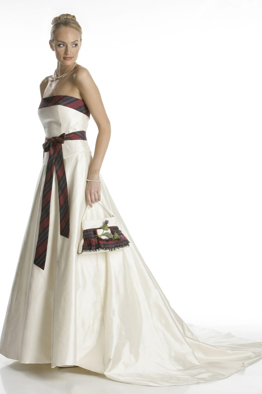 Joyce Young Tartan Weddings Lomond