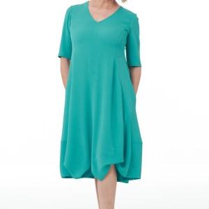 Jade Short Sleeved Bubble Dress