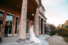 Outdoor Wedding Katie and James