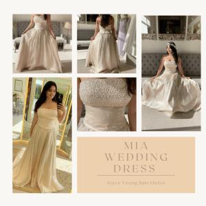 Mia Sale Wedding dress
