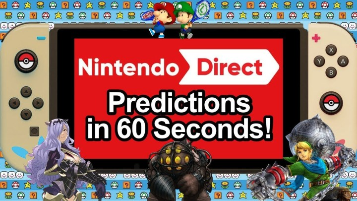 A Quick Preview of March 8 Nintendo Direct