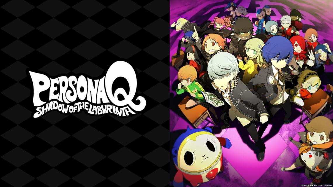 Persona Q: Shadow of the Labyrinth Review Retro 3ds Review