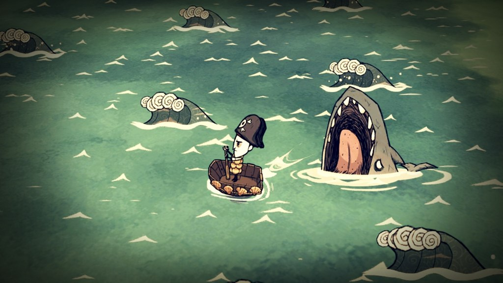 Nintendo eShop Downloads for April 12 Explore, Survive and Don't Starve!