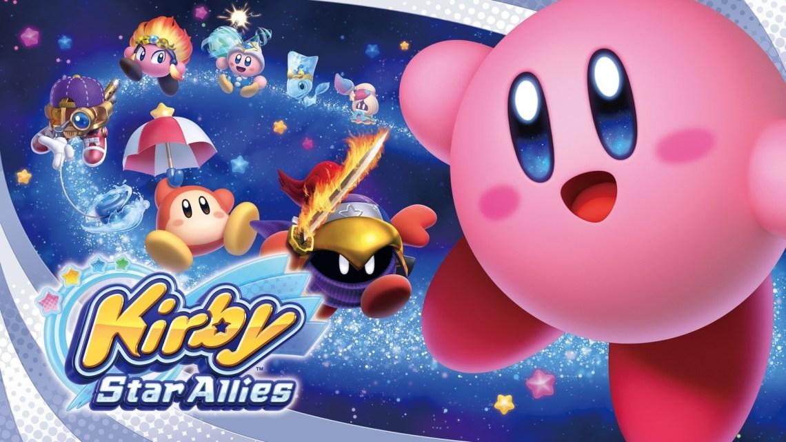 Media Create Sales: 4/2/18 – 4/8/18 Kirby keeps the top spot!