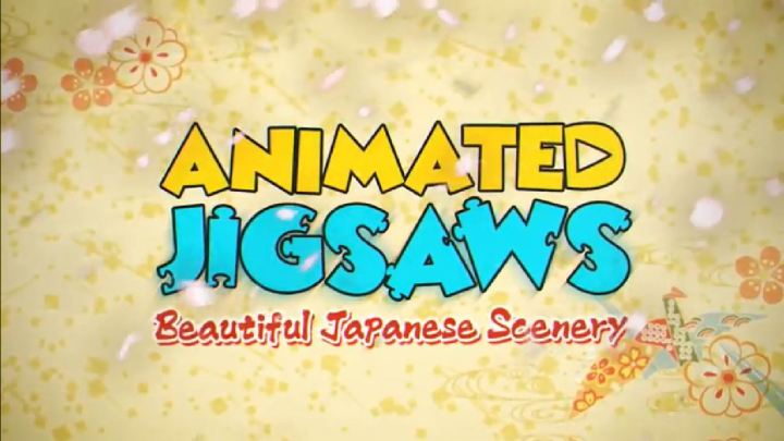 Animated Jigsaws: Beautiful Japanese Scenery Review