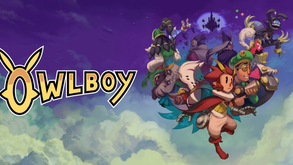 SOEDESCO runs giveaway to celebrate Owlboy launch Players can win a Nintendo Switch console and a physical copy of Owlboy