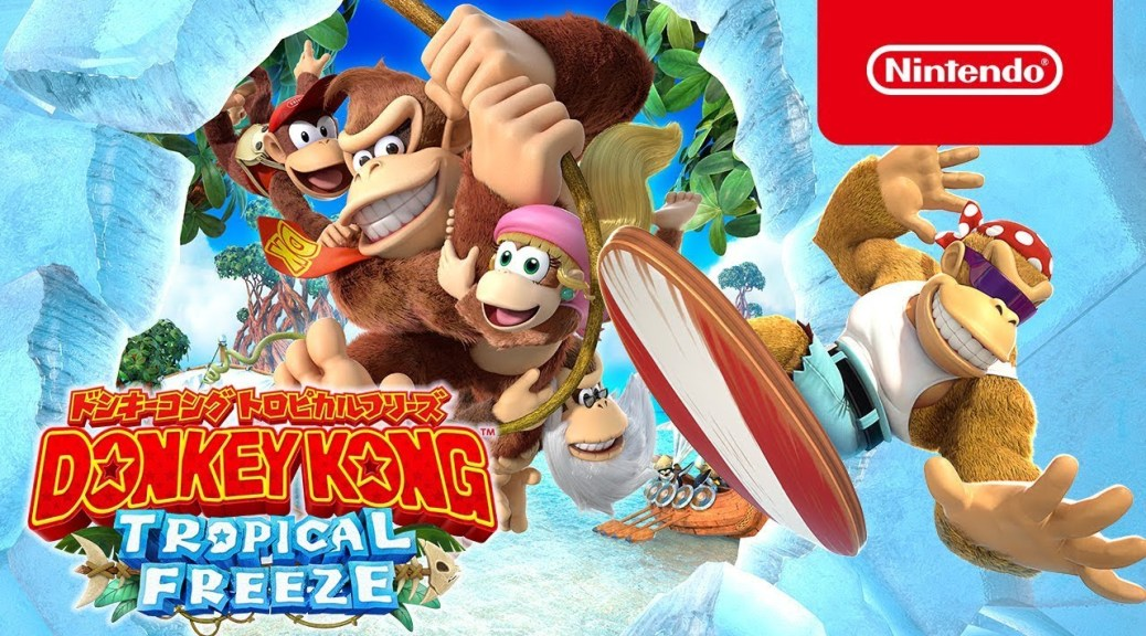 Media Create Sales: 4/30/18 – 5/6/18 It's a cold day in Japan with Donkey Kong's launch