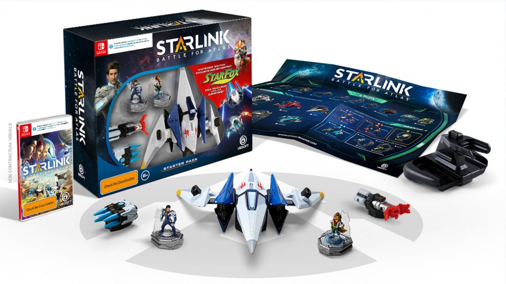 Ubisoft's StarLink gets Exclusive Content for Switch StarLink welcomes StarFox to the fold on the Switch.