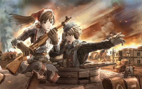 Valkyria Chronicles 1 Out Today on Nintendo Switch: Costs $19.99: Only takes up 7.4 GBs