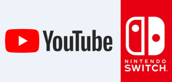 YouTube arrives on Switch