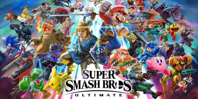 Super Smash Brothers Ultimate Has Fastest Selling Launch In Series
