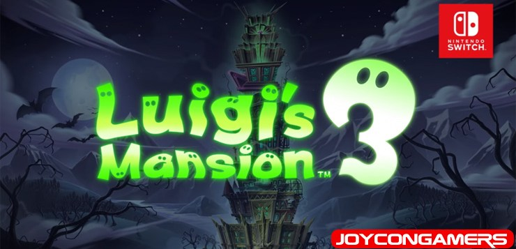 Luigi's Mansion 3 Rumored To Release Sooner Than Later