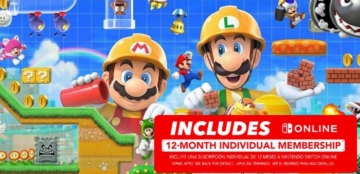 Nintendo Bundle To Include Nintendo Switch Online Subscription