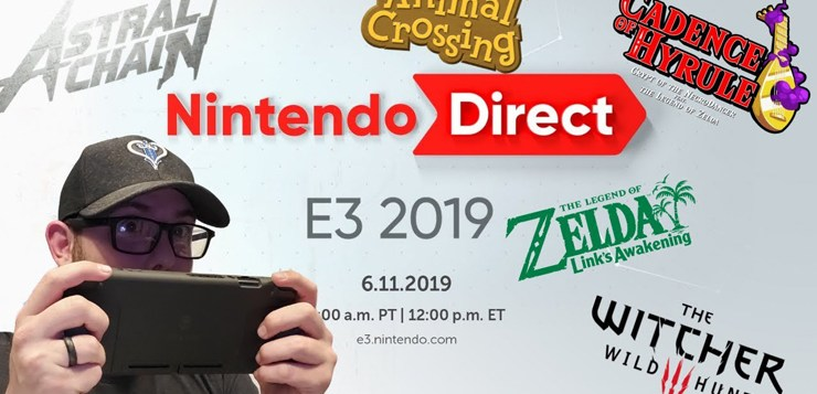 Top 15 Nintendo E3 Announcements