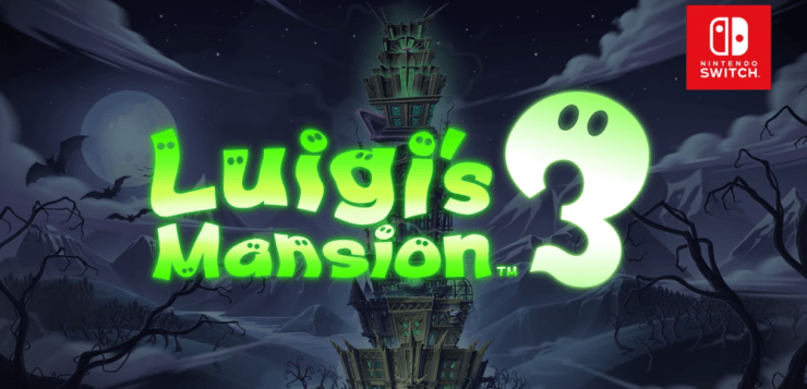 Luigi's Mansion 3: New Details from E3