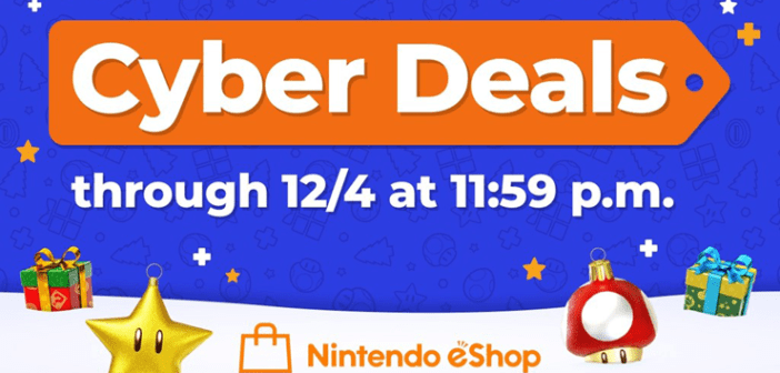 Treat Yourself to a Digital Shelf Full of Great Games with Nintendo eShop Cyber Deals