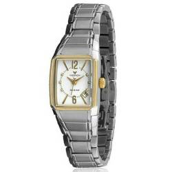Reloj Viceroy Diamantes acero y oro 4be6fe443411