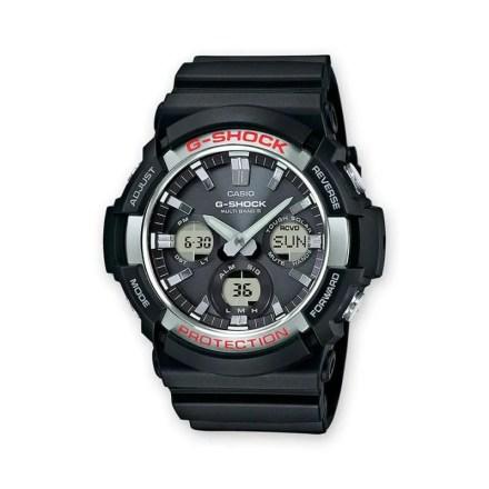 Reloj Casio GAW-100-1AER de hombre NEW con caja y correa de resina negra colección G-SHOCK