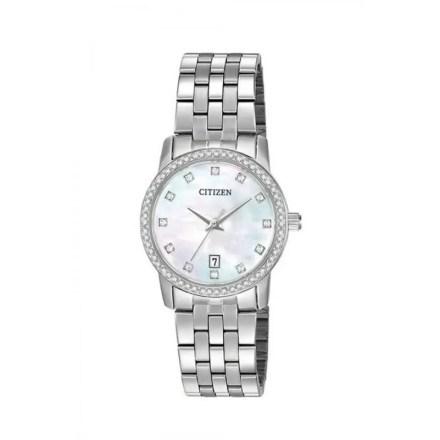 Reloj CItizen EU6030-56D de mujer NEW con caja y brazalete de acero colección Quartz