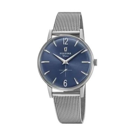 Reloj Festina F20252/3 de hombre NEW con caja y brazalete de acero malla milanesa colección Extra