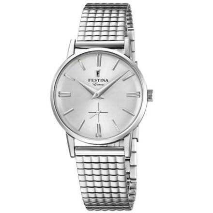 Reloj Festina F20256/1 de mujer NEW con caja y brazalete de acero nueva colección Extra